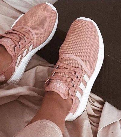 adidas buty pudrowy roz