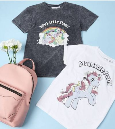 Tshirty my little pony