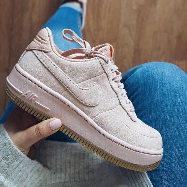 official photos 3a03a ae64a Nike air force zamszowe pudrowe - gdzie kupić  , nike, Pudrowyróż,  nikeairforce, zamszowebuty, pudrowe, pudrowenike, ZAMSZOWENIKE, ...