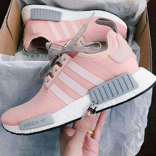 adidas buty damskie pudrowy roz