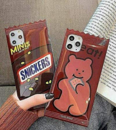 Case iPhone XS Max Snickers