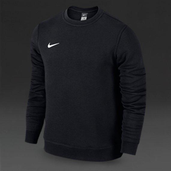 style mody dobra jakość obuwie Bluza damska Nike, czarna bez kaptura