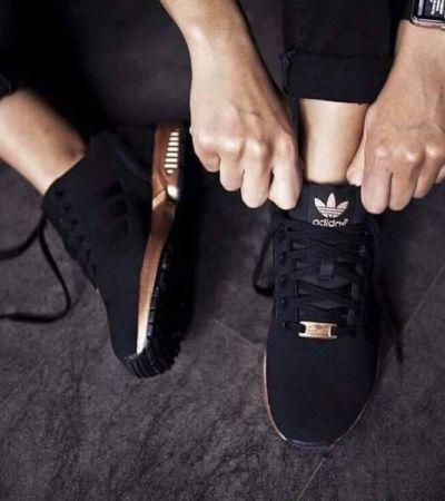 BUTY ADIDAS gdzie kupić ? , #buty, #czarne, #złoty, #złote