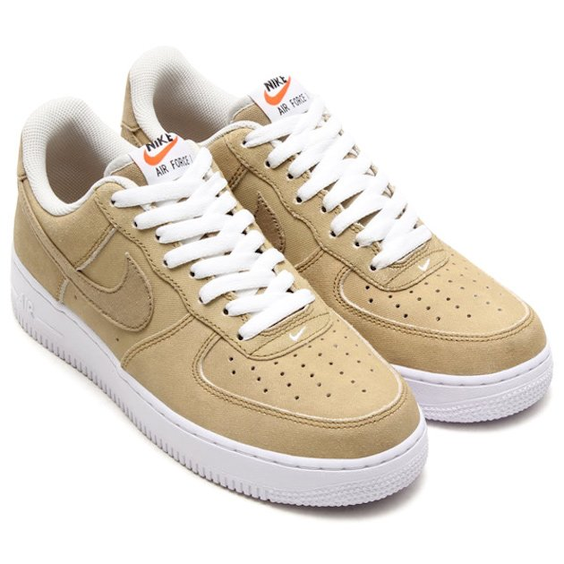 nike air force 1 beżowe