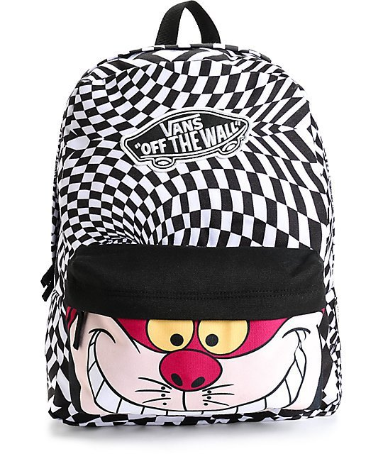 vans plecak w koty