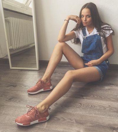 buty adidas nmd r1 rozowe