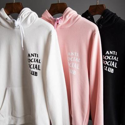 Bluza anti social social club
