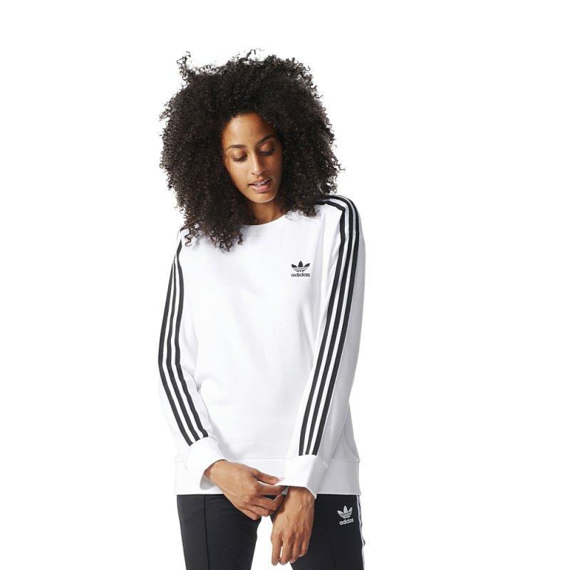de83dfffd Bluza ADIDAS 3 stripes - gdzie kupić ? , #bluza, #adidas, #czarna, #biała,  #bluzabezkaptura, #bordo, #damskabluza, #3strips