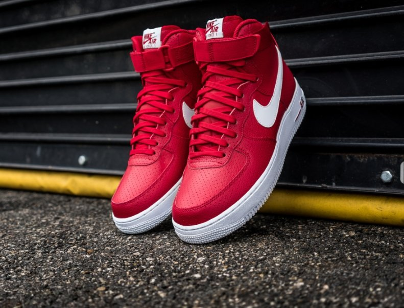 Czerwone nike air force gdzie kupić ? , #nike, #red, #air