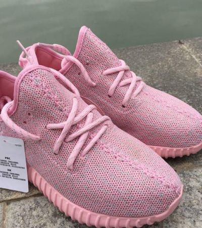Yezy pink