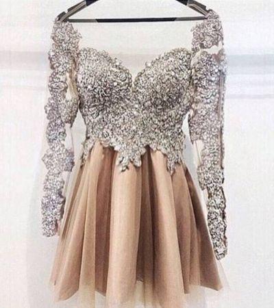Wybitny Sukienka tiul z kryształkami - gdzie kupić ? , #sukienkamini FO64