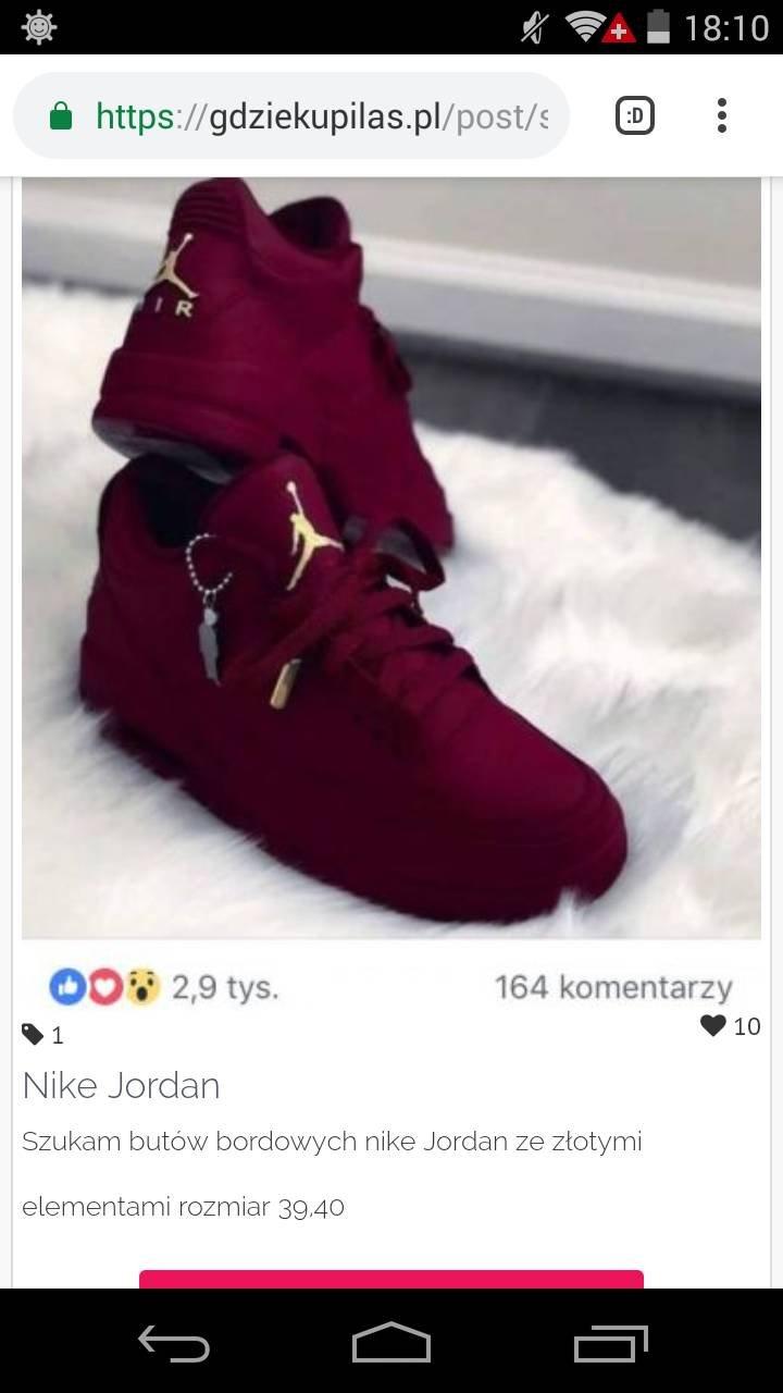 Buty Jordan gdzie kupić ? , #buty, #jordan